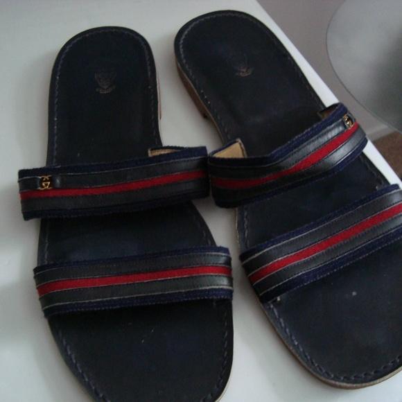 3d9d2ca9d1f Gucci Other - Men s Vintage Gucci Sandals